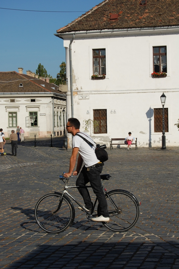 Hungary Cycle Chic