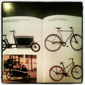 Dutch Design bicycles